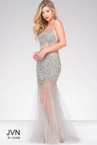 Jovani Sleeveless Prom Dress with Crystal Embellishments JVN24736