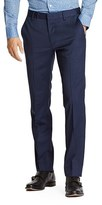 Bonobos Men's Jetsetter Flat Front Solid Stretch Wool Trousers
