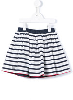 Junior Gaultier reversible skirt - kids - Cotton - 4 yrs