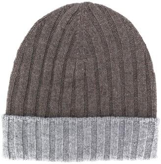 Barba colour block hat
