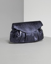 Women's Barbarella Pleated Pouch Clutch