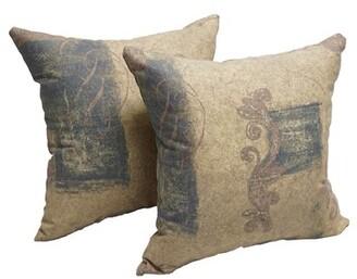 Ophelia & Co. Snellville Comfort Indoor/Outdoor Throw Pillow