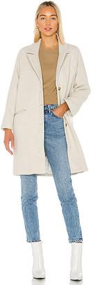 Amuse Society Siena Wool Coat