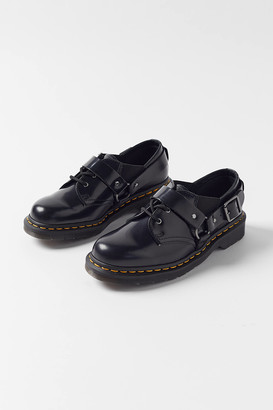 Dr. Martens Fulmar Polished Smooth Leather Buckle Oxford