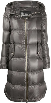 Herno Hooded Padded Down Coat