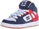 DC Rebound SE Skate Sneaker (Little Kid/Big Kid)