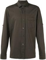 Tom Ford long sleeve shirt - men - Cotton - 48
