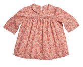 Marie Chantal Marie-Chantal Liberty Print Baby Day Dress