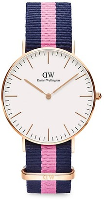 Daniel Wellington Classic Winchester Japanese Quartz Analog Watch
