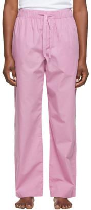 Tekla Pink Pyjama Pants