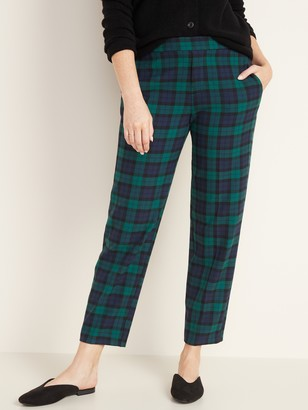 Old Navy Mid-Rise Pull-On Straight Pants for Women