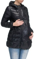 Women's Modern Eternity Lightweight Convertible Down Maternity Jacket
