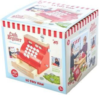 Le Toy Van Wooden Cash Register Toy