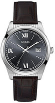 GUESS Retro Analog & Date Watch