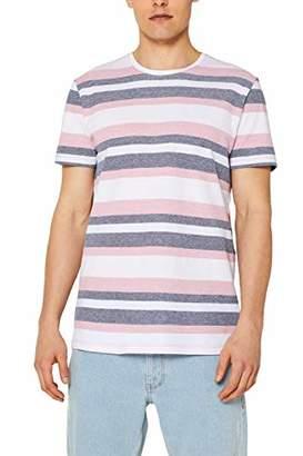 Esprit Men's 059EE2K032 T-Shirt,S
