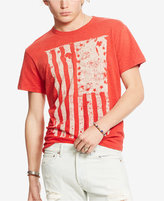 Denim & Supply Ralph Lauren Men's Jersey Flag-Graphic T-Shirt