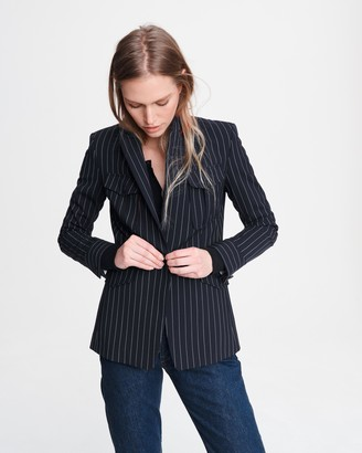 Rag & Bone Owen wool blazer