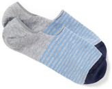 J.Mclaughlin Ankle Socks in Stripe