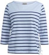 Semi-Couture T-shirt Semicouture Milton In Cotone A Righe