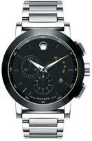 Movado Men's 'Museum Sport' Chronograph Bracelet Watch, 44Mm (Regular Retail Price: $1,295.00)