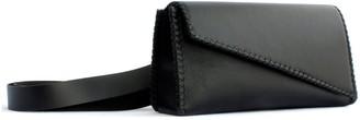 Azure Lazuli MIES 22 Belt Bag In Ciervo Black