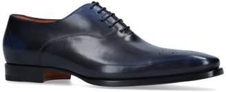 Santoni Leather George Oxford Brogues