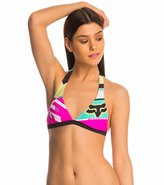 Fox Divizion Fixed Halter Bikini Top 8142448