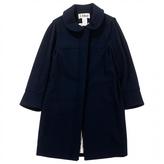 Chloé Navy Wool Coat