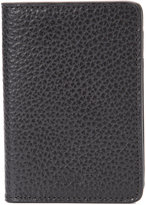 A.P.C. bifold vertical wallet - men - Cotton/Leather/Polyester - One Size