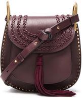 Chloé Small Hudson Braided Leather Bag