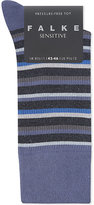 Falke Multi-stripe Cotton-blend Socks