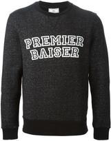 Ami Alexandre Mattiussi Premier Baiser sweatshirt