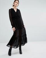 Vero Moda Tiered Maxi Dress