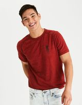 American Eagle Outfitters AE Active Raglan Graphic Tee