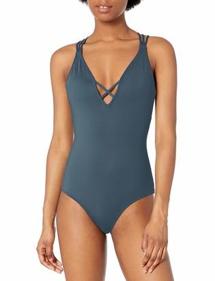 O'Neill Women's Salt Water Solids One Piece Swimsuit