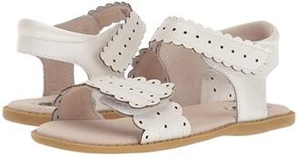 Livie & Luca Posey (Little Kid) (White) Girl's Shoes