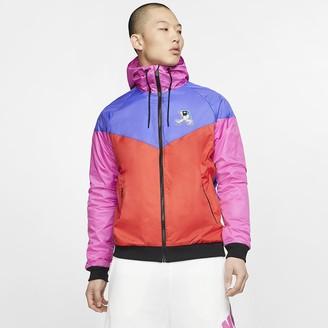 Nike Men's Jacket Sportswear Heritage Windrunner