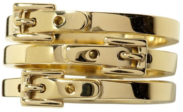 Michael Kors Three Buckle Rings