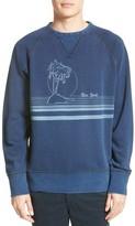 Rag & Bone Men's Graphic Sweatshirt