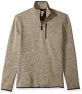 Dockers Quarter Zip Sweater Fleece