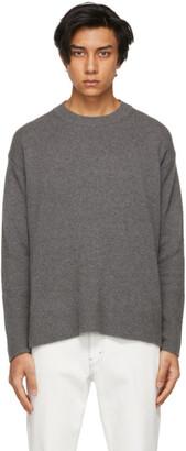 Stella McCartney Grey Shared Regenerated Cashmere Sweater