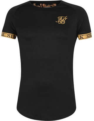 SikSilk Short Sleeve Tech T-Shirt