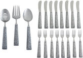 Cambridge Silversmiths Sparkle 19-pc. Flatware Entertaining Set