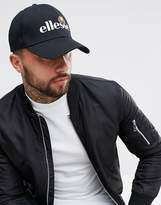 Ellesse Cap With Logo In Black