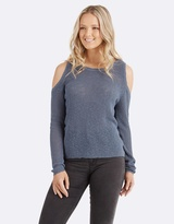 Roxy Womens Unlimited Travel Crew Neck Top