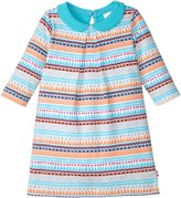 Zutano Rio Rancho Peter Pan Dress (Baby) - Multicolor-9 Months