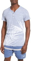 Sol Angeles Men's Coqui Henley T-Shirt