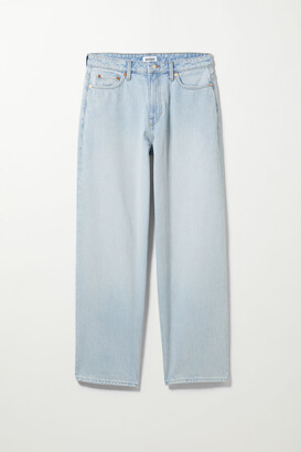 Weekday Expand Baggy Jeans - Blue