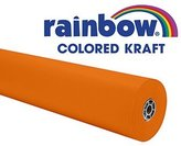 Pacon Corporation Pac66101 Rainbow Kraft Roll 100 Ft