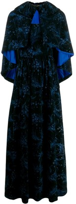 A.N.G.E.L.O. Vintage Cult 1950's caped gown